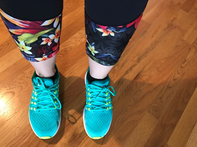 Headed to work out in my Calia by Carrie Underwood