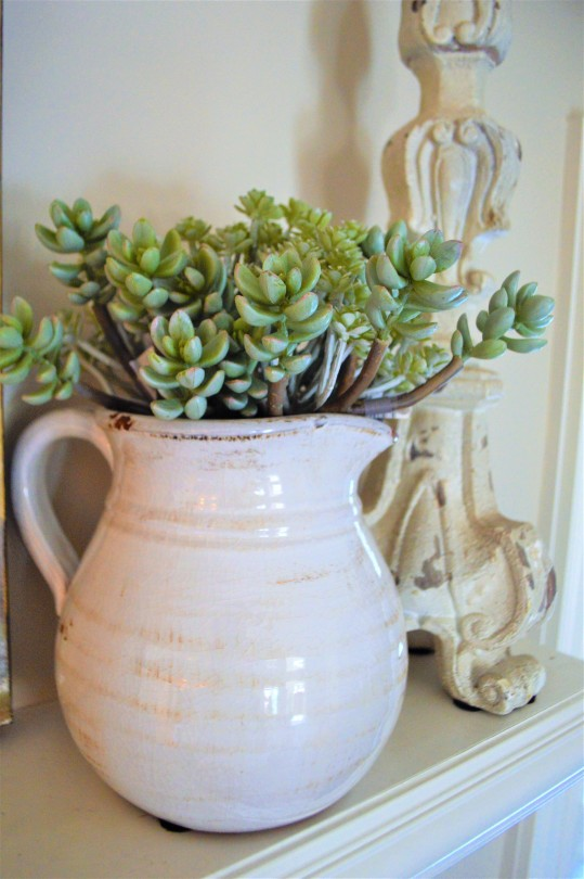 Pottery Pitcher under $30